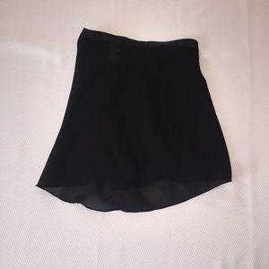 Capezio ballet skirt